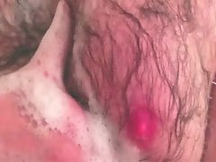 Bubble Bath and Nipple Play ( a extremely short video )