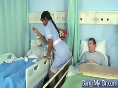 Vixen Attractive Pacient Chick Get Wild Grinded By Doctor clip-09