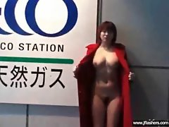 Banging Rough Some Luscious Flasher Asian Slutty girl Chick clip-19