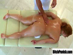 Big Melons Filthy Client Get Banged Horny By Masseur clip-20