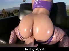 Brutal asshole bang - Big lewd butt 20