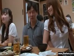 Screwing Brutal Some Luscious Flasher Asian Young lady Lady clip-26