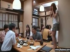 Banging Brutal Some Sexual Flasher Asian Young woman Young lady clip-06