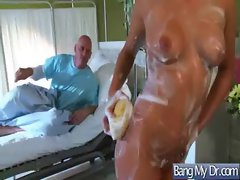 Whore Alluring Pacient Lady Get Dirty Banged By Doctor clip-35