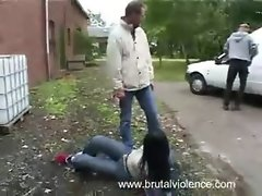 adbucted chick gets brutal treatment