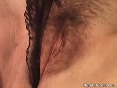 Attractive filthy huge juicy ass filthy dark haired Mommy