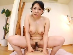 seductive japanese slutty mom and not her son