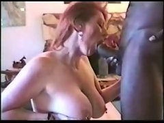 Slutty wife Brings Home A BBC AND Gets A Creampie