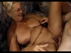 Slutty mom In Law Anastasia Bangs Daughters Husband