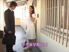 Married woman with no bra (Ryoko Murakami) part 2
