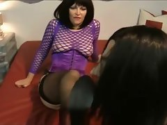 Top mistress in activity