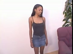 Stacey - Interracial Audition