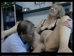 Blond Amateur Attractive mature R20