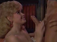 John Holmes: Battle Of Superstars (1980's) Crazy threesome action sequence
