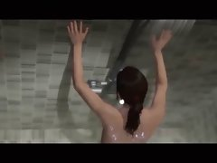 Ellen Page Bare Shower Episodes In Beyond Two Souls HD