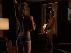 Kaitlin Doubleday sex episodes in Hung