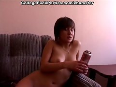 College ladies porn video with amateur bj and twat fuck