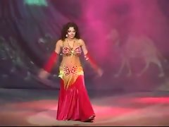 Sensational Belly Dancer