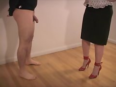 Stepmom Punishes Balls