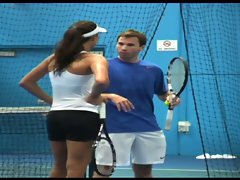Ana Ivanovic - sexual at practice