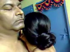 Luscious Homemade Sensual indian Experienced Very hairy Couple Have Cool Sex