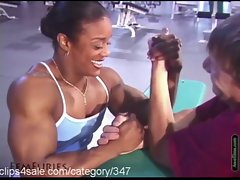 Luscious Arm Wrestling Act at Clips4sale.com