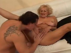 Attractive mature Italian Filthy bitch Screwed