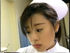 Sensual japanese Semen Hospital - Emergency room lab techs MM-11
