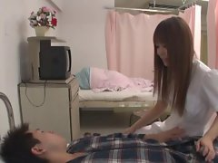 Absolutely Stunning Randy japanese Lass Gets Ninja Fuct At Hospital 420