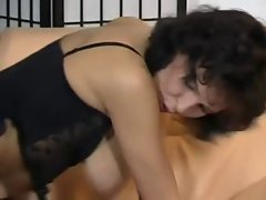 Big titted german attractive mature nailed by a younger shaft
