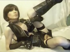 Sandy Whorish Transsexual Hussy