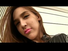 Loveliness LadyBoy Showing Her Prick BVR