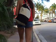 Florida Vacation Creep Video I Made (She Actually Caught Me)