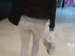 Candids 2015 vol 1 - Excellent Arse in Jeans