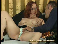pickup german redhead for pon movie