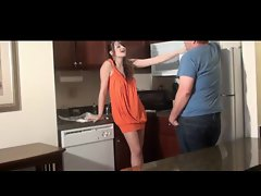Daughter Seduces Not Her Father BVR
