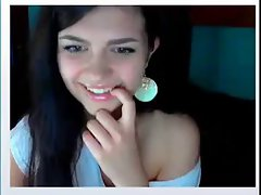 Sensual russian Slutty girl Playing On Cam