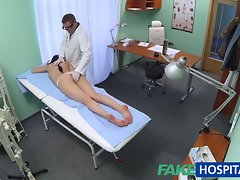 FakeHospital Sexual patient likes it from behind with her new