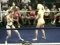 Perfect Topless Boxing