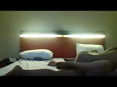 indonesian couple banging in hotel