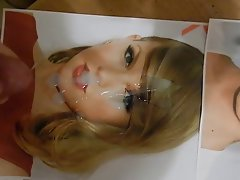 Taylor Swift CumTribute