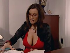 Big Titty Secretary