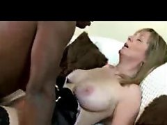 Slutty wife and her hung, dark lover.