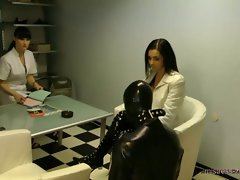 Chastity Therapy - The Clinic Part1