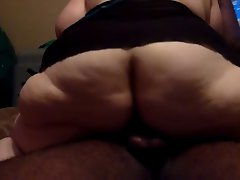 Lewd slutty wife DeAna MiNaj Vs BBC