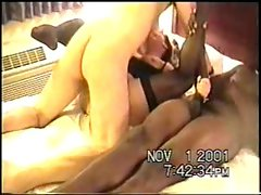 Compilation of a wife's black screwing
