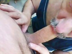 Argentina cocksucker swallowing cum