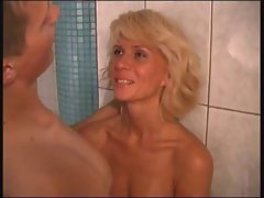 Slutty russian Filthy bitch In Spa Room