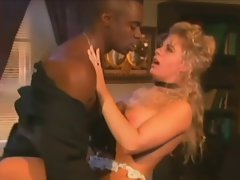 Blond PAWG Kim Chambers & Sean Michaels - Rare