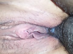Sheila again up and close Creampie HD